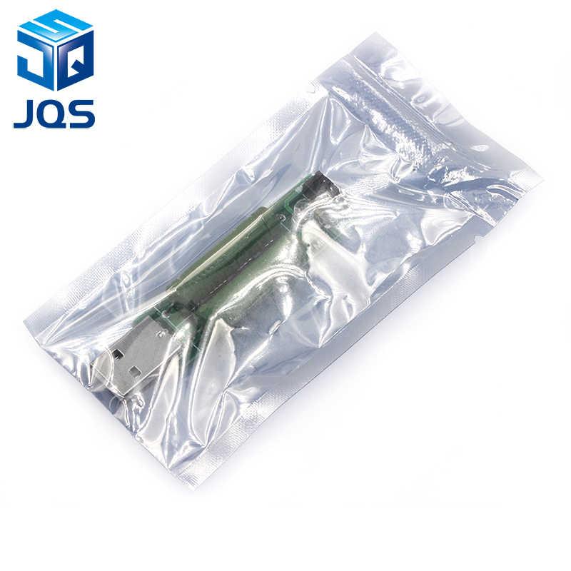 Port USB Mini rezystor obciążenia rozładowania cyfrowy woltomierz Tester 2A/1A z przełącznikiem 1A zielona dioda Led / 2A czerwona dioda Led