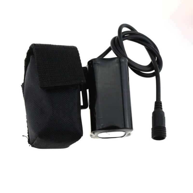 8.4V 10400mAh Battery Pack Waterproof For XML T6 LED Bicycle Bike Light
