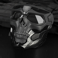 Outdoor Breathable Hunting Shooting Skull Mask