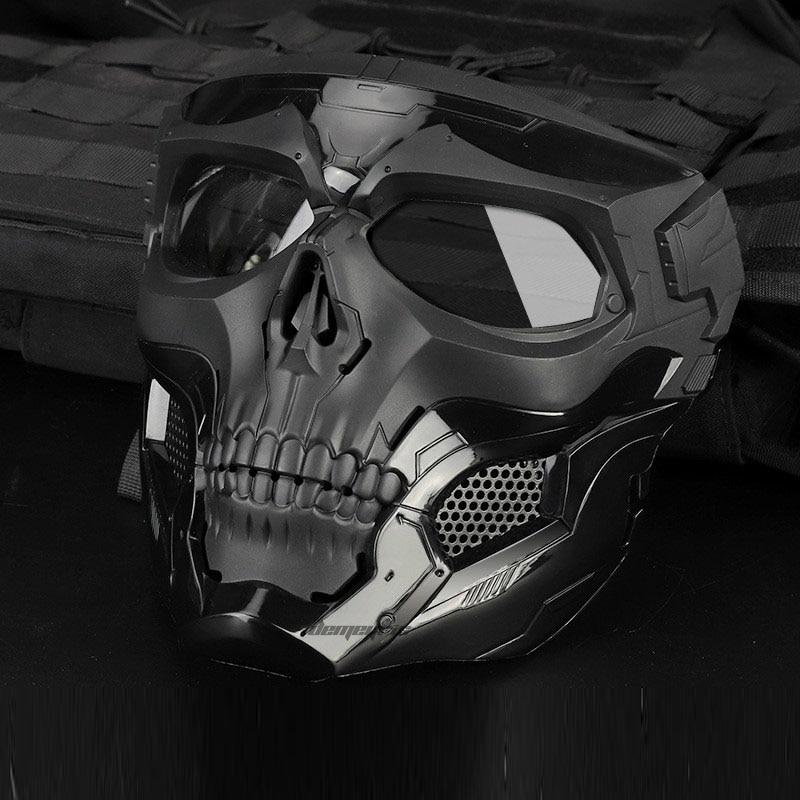 Tactical Paintball Skull Masks…