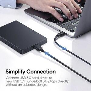 Image 5 - Кабель Ugreen с USB C на Micro B 3,0, 5 Гбит/с, 3 А