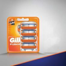 4 Uds hoja de afeitar para rasuradora para hombres de alta calidad para el cuidado de la cara cuchillas de afeitar para hombres compatibles con Gillette fusone