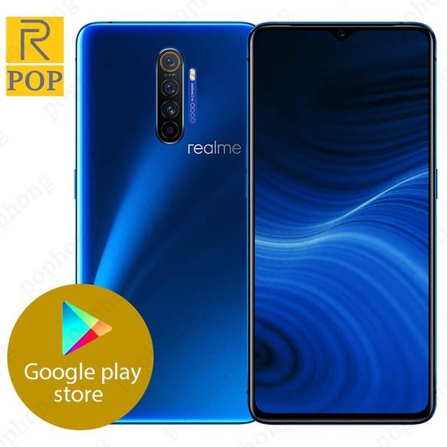 Realme X2 Pro MobilePhone 6.5 inch Super AMOLED 6GB 64GB Snapdragon 855 Plus in screen UFS 3.0