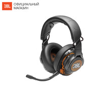 Earphones & Headphones JBL JBLQUANTUMONE Consumer Electronics Portable Audio Video headset Earphone Headphone with microphone QUANTUM ONE for Video Game 114dB Wired Dynamic