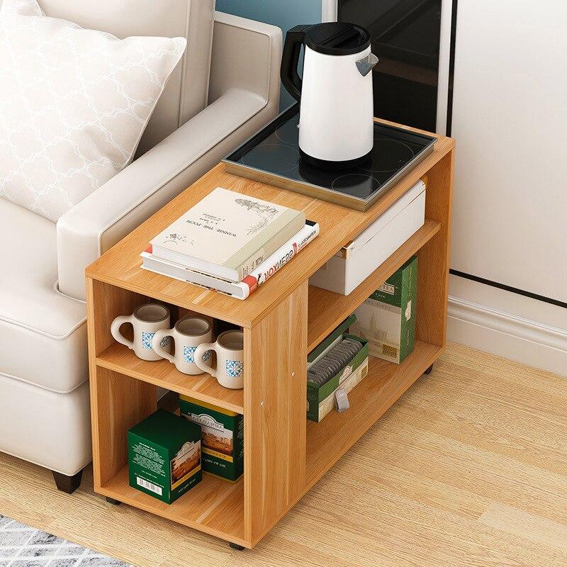 Креативный маленький чайный столик, минималистичный современный съемный кунг-фу чайный столик, маленькая квартира, гостиная, столик