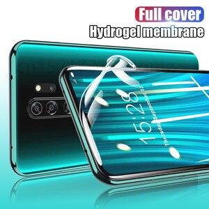 Image 5 - 2 szt. Folia ochronna hydrożelowa do Xiaomi Redmi note 7 8 9 5 10 pro folia ochronna na Redmi 9 9A uwaga 9S 9 4X 7A nie szkło