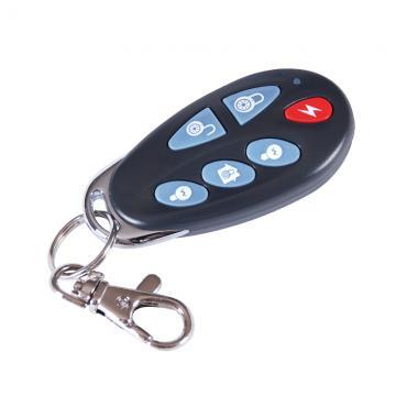 Focus 433mhz 868mhz Wireless Arm Disarm Remote Control 6 Key-button Remote Control Which Can Be Control Power Switch