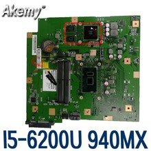 ZN240IC i5-6200CPU GT940MX/2G motherboard Für ASUS ZN240IC Alle-in-one Desktop-mainboard 90PT01M0-R01000