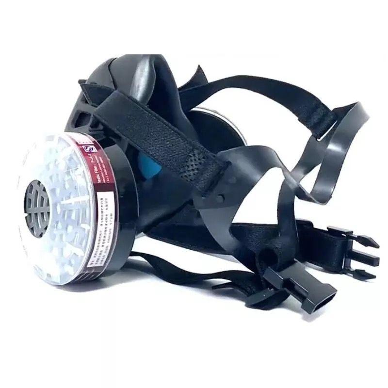 Промышленная безопасность, 9578, костюмы, респиратор, противогаз, химическая маска, спрей, химическая пыль, фильтр, дышащие маски, краска, пыль, половина, противогаз