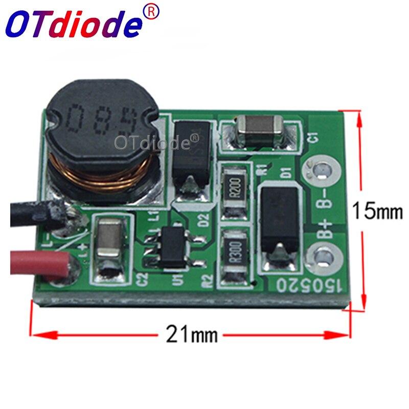 2PCS High Quality 12V 24V 10W LED Driver For 3x3W 9-11V 900mA High Power 10w Led Chip Transformer