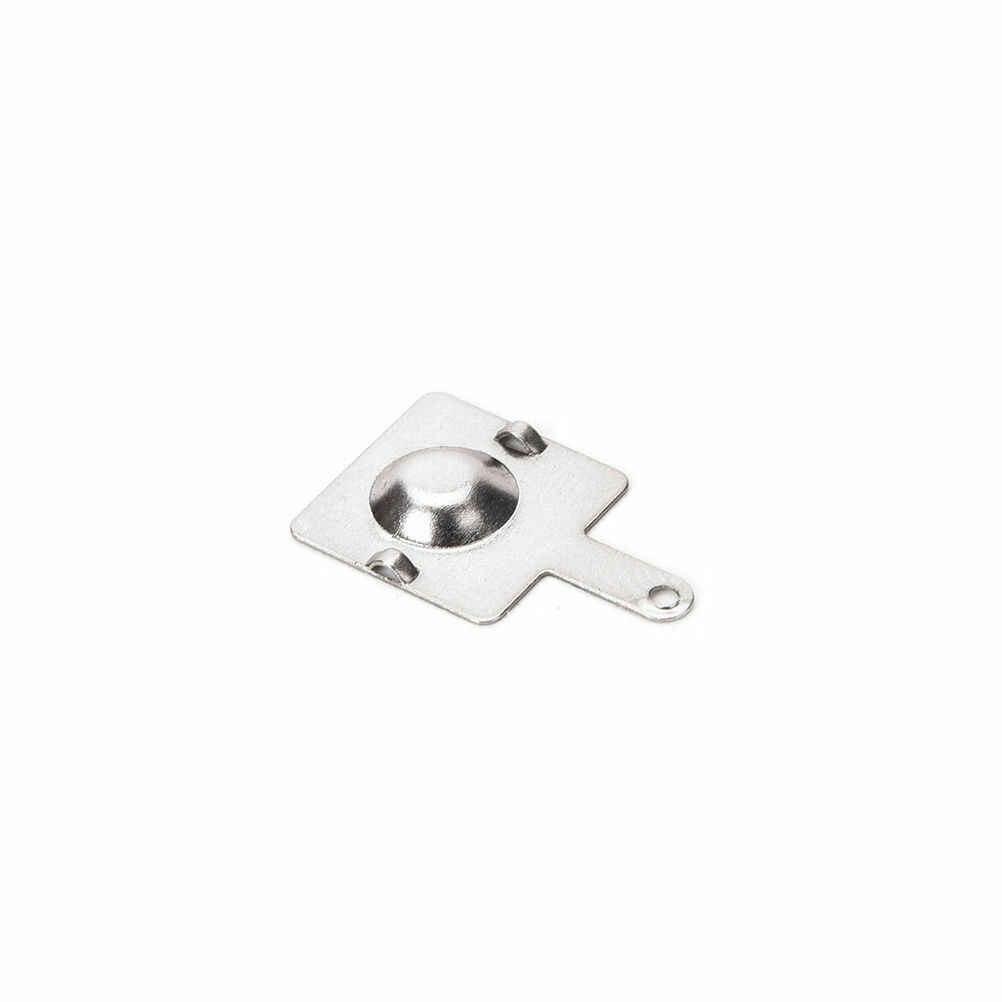10 쌍 금속 배터리 스프링 플레이트 도매 배터리 파편 AA 배터리 스프링 긍정적이고 부정적인 접촉