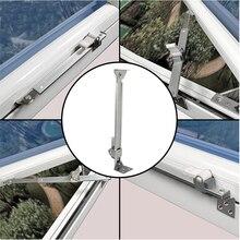 Нержавеющая сталь раздвижные дома оборудование стопор угол контроллер ограничитель инструменты сверхмощный ветер Скоба телескопическая поддержка окна