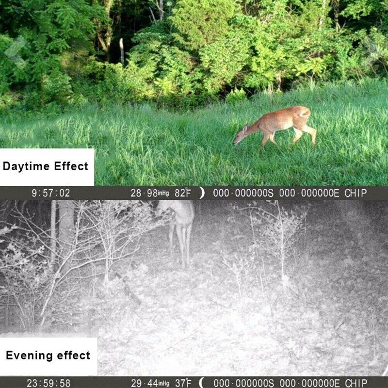 H982 камера слежения 20MP 4K 1080P ИК ночного видения охотничья камера наблюдения для дикой природы