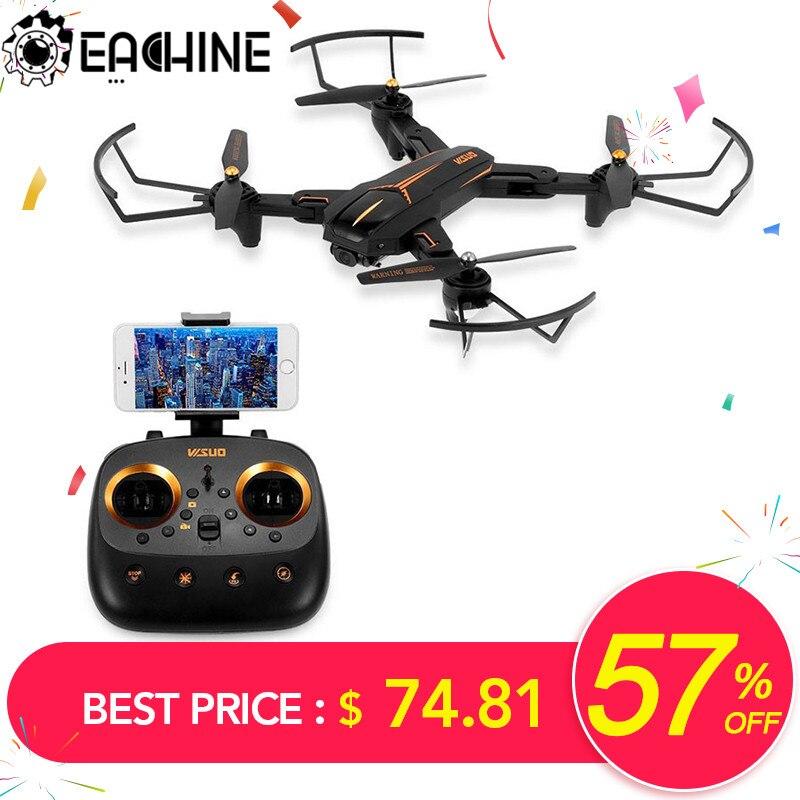 Eachine VISUO XS812 GPS 5G WiFi FPV w/ 2MP/5MP HD Camera 15mins Flight Time Foldable RC Drone Quadcopter RTF Kids Birth Gift tech 2 scanner for sale