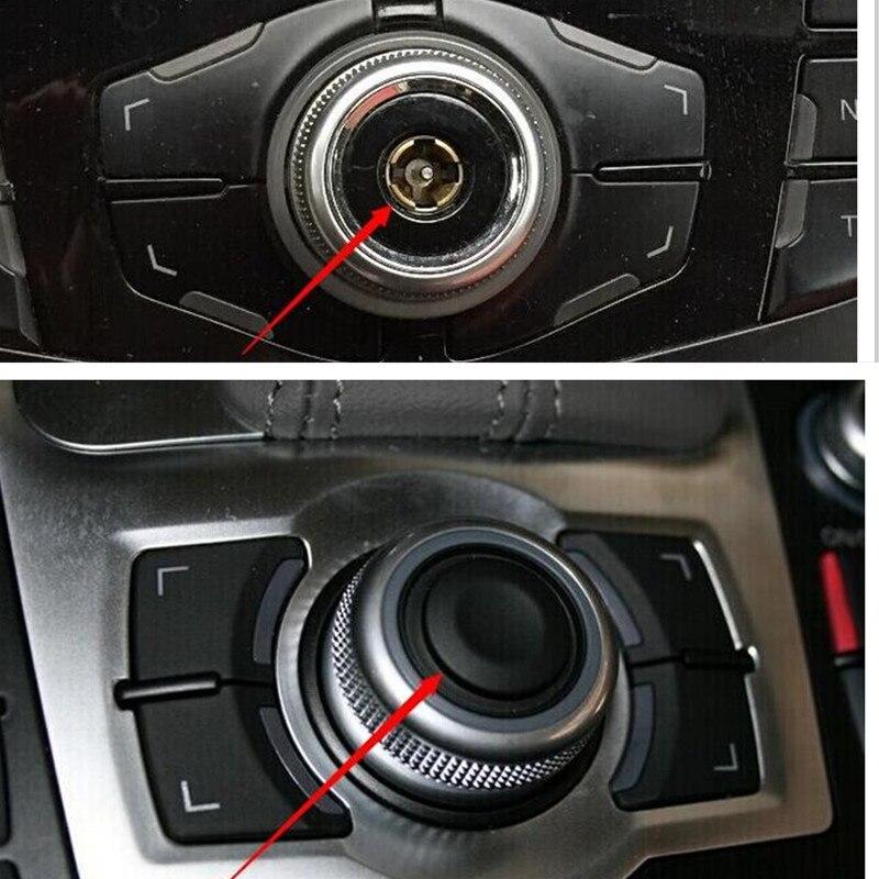 1 шт., кнопка управления, кнопка подтверждения, крышка для A4L A5 Q5 A6L Q7 A8 MMI