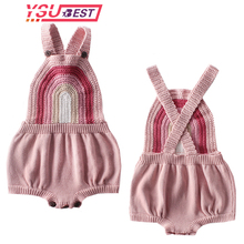 Baby Girl Clothes Knitted Baby