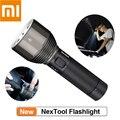 XIAOMI Youpin NexTool перезаряжаемый фонарик 2000 лм 380 м 5 режимов IPX7 водонепроницаемый светодиодный фонарь типа C для кемпинга