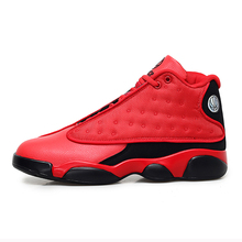 Basketball Shoes Men Air Sports Shoes High Tops Mens Basketball Sneakers Athletics Basket Shoes Chaussures de basket Black shoes cheap pscownlg Medium(B M) Medium cut Rubber Stretch Spandex Flywire Lace-Up Spring2019 Fits true to size take your normal size