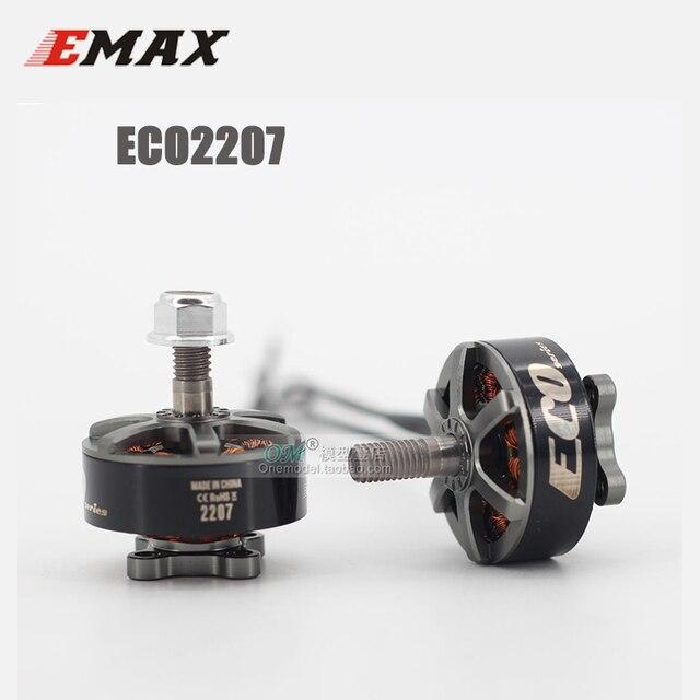 M./-1PCS/4PCS Emax ECO Series 2207 4-6S 1900KV 3-4S 2400KV Brushless Motor For RC Models Spare Part DIY Accessories