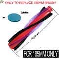 185 milímetros escova de nylon escova de cerdas para DYSON V6 DC59 DC62 SV073 SV03 963830-01 para Dyson 211 milímetros motorhead estreita chão única ferramenta
