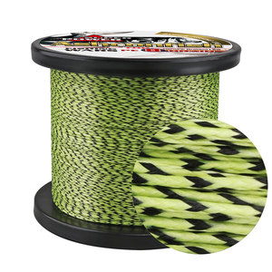 Image 4 - Fishing line 1500m 2000M super pe 8 Strands spot line mix color braided line fishing wire strong cord 8 300LBS 0.12  0.8 1.0mm