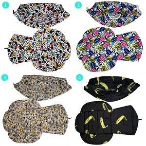 Image 4 - Wandelwagen Accessoires voor Babyzen Yoyo Kinderwagen Baby Yoya Kinderwagen zonnescherm Vizier Kap Seat Pad kinderwagen Matras Kussen