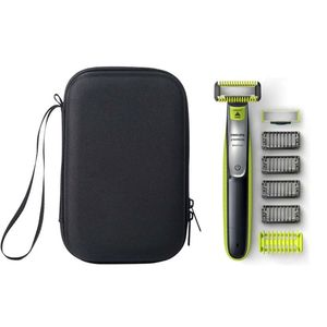 Image 5 - Carrying Case Zipper Pouch EVA TravelBag for Philips Norelco Oneblade QP2520/70 QP2520/90 QP2520/72 QP2630/70 Shaver