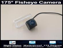 Reverse Camera 175 Degree 1080P Fisheye Lens Rear view Camera For Toyota Camry Yaris 2013 Corolla Vios 2014 Peugeot 207 307 407 velante 175 207 09