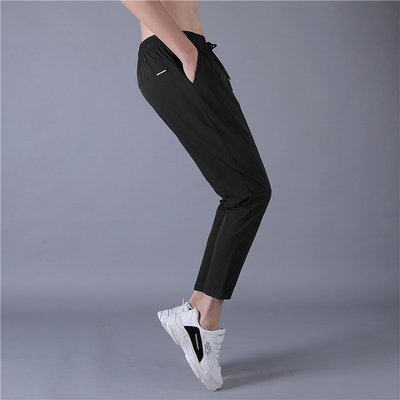 2019 New Summer Casual Men's High Quality Long Pants Fashion Men's Cotton Pants