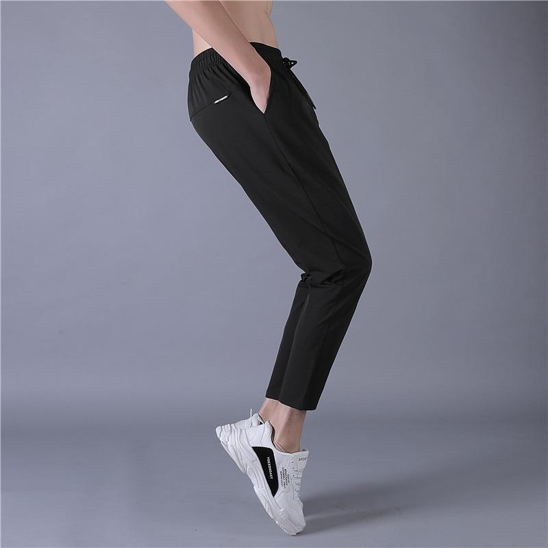 2019 New Summer Casual Men's High Quality Long Pants Fashion Men's Cotton Pants