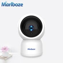 Marlboze 1080P 풀 HD 무선 IP 카메라 와이파이 클라우드 sd 카드 기록 자동 추적 와이파이 카메라 홈 보안 카메라 YCC365 플러스