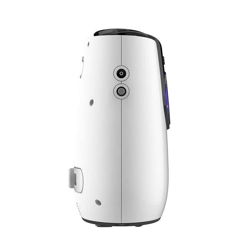 XNUO M2 Tragbare Sauerstoff Konzentrator 2L absorber schwangere frauen zu hause tragbare mit zerstäubung sauerstoff maschine Homecare