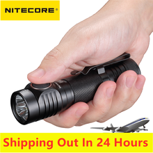 Оригинальный светодиодный фонарик NITECORE E4K, 4400 люмен, 21700 компактный, для повседневного использования, 700 часов непрерывной работы, водонепро...
