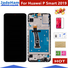 """Original 6.21""""for Huawei P Smart 2019 LCD Display Screen Touch Digitizer Assembly P Smart 2019 LCD Display 10 Touch Repair Parts 6 21original display for huawei p smart 2019 lcd display screen touch digitizer assembly p smart 2019 display repair parts tool"""