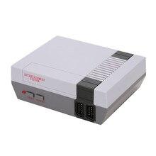 Classique Console de jeu vidéo Mini TV portable famille loisirs intégré 500 classique différents jeux double manette de jeu joueur