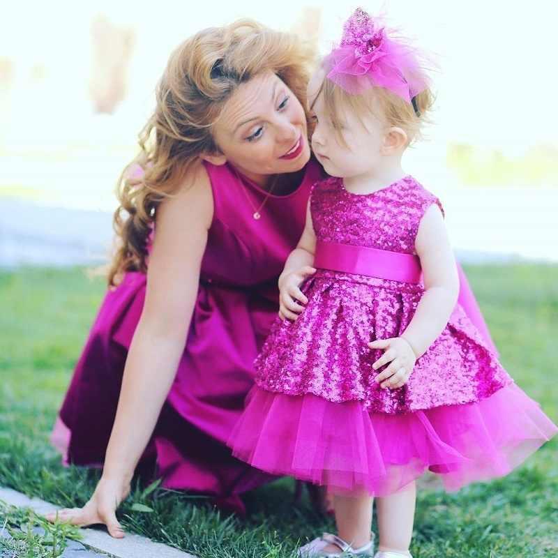 2020 ベビードレススパンコール洗礼ガウン洗礼服新生児キッズ女の子誕生日王女幼児パーティーイブニングドレス