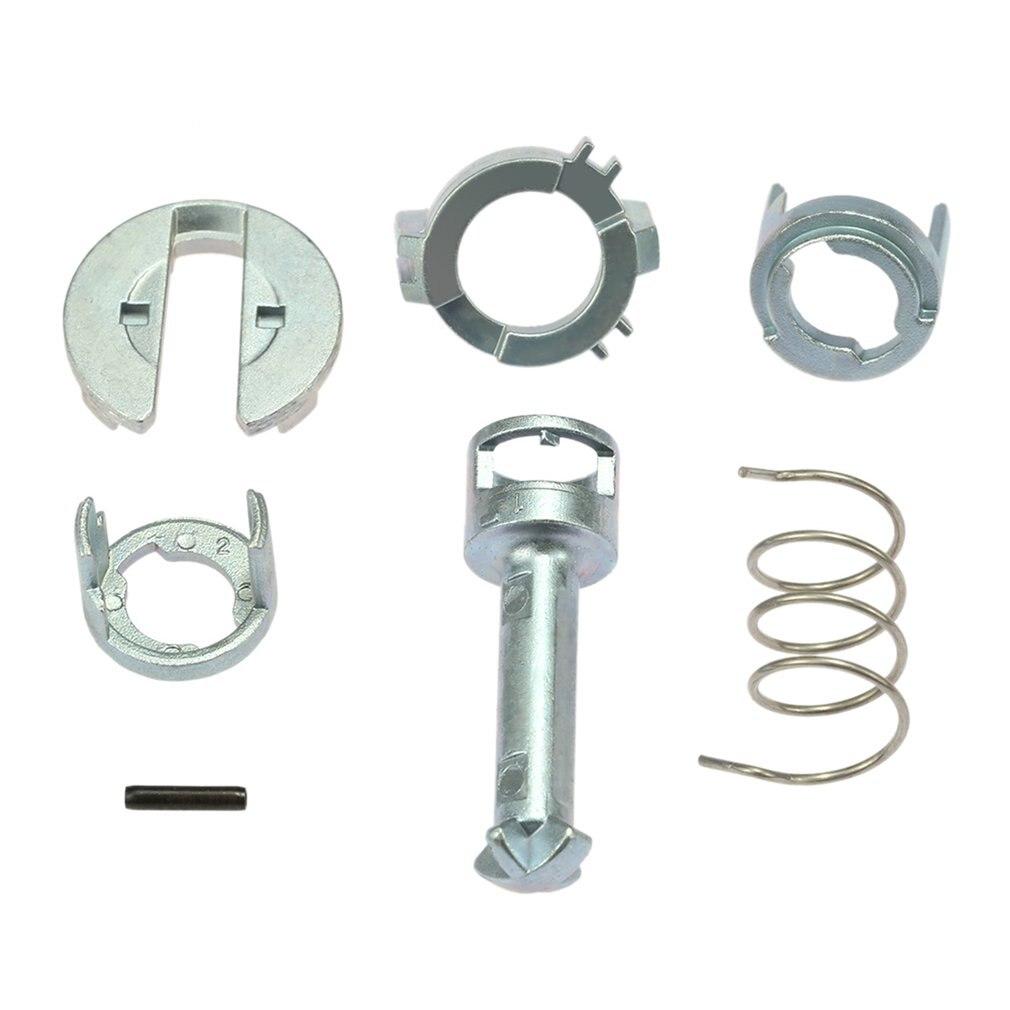 7pcs Door Lock Repair Kit Full Complete Tools Replacement For BMW X3 (2003-2007) For BMW X5 (1997-2007) Left/Right Front Door