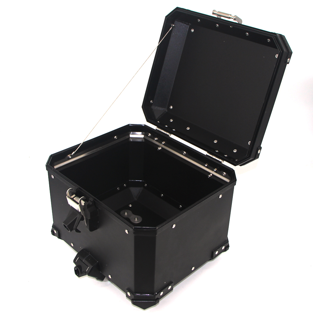 Image 5 - For R1200GS ADV LC R1250GS/ADV LC 2014 2019 Motorcycle Panniers Saddlebag Top Case Box Stainless Steel Orignal Style-in Covers & Ornamental Mouldings from Automobiles & Motorcycles
