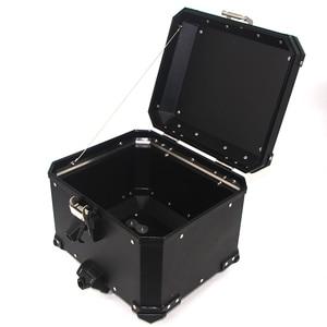 Image 5 - R1200GS مغامرة LC R1250GS/ADV LC R1250 R1200 R 1250 GS 2014 2019 دراجة نارية Panniers السرج حقيبة صندوق علبة علوية نمط أصلي
