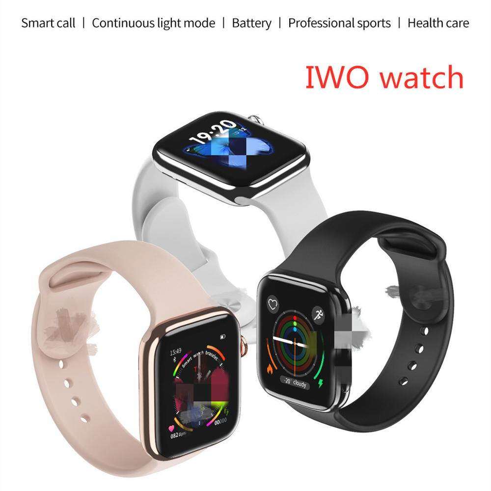 IWO <font><b>12</b></font> <font><b>Smart</b></font> <font><b>Watch</b></font> series 5 1:1 <font><b>Smart</b></font> <font><b>Watch</b></font> 42/44MM Bluetooth <font><b>watch</b></font> for IOS Android Control Siri PK IWO max 8 9 10 11 smartwatch image