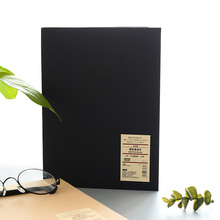 Korean 128 Pages Original Color Hardcover Sketch Book B5 Students Super Thick Pad Drawing Business Office Supplies