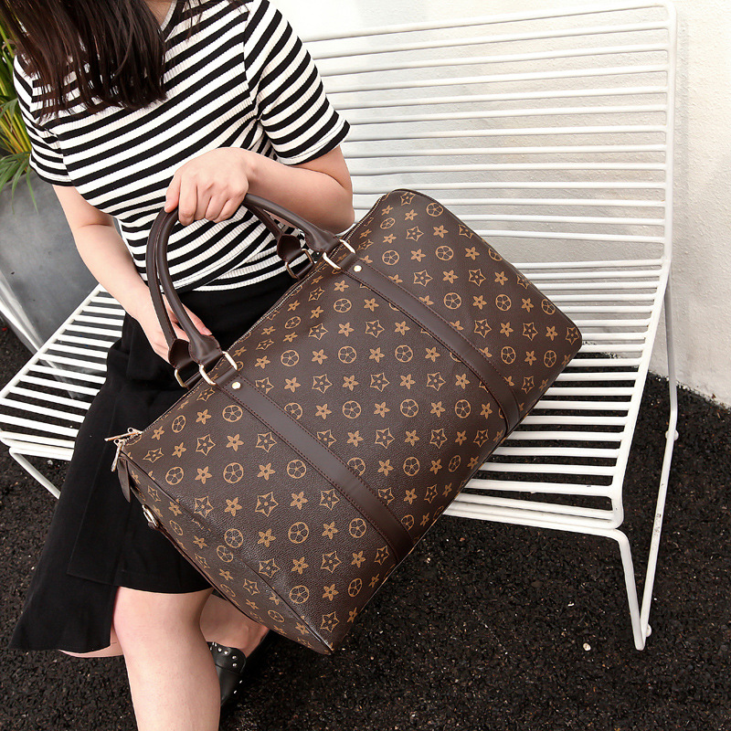 2019 New Style For Both Men And Women Business Travel Bag Hand Shoulder Travel Bag Large Capacity Bag Travel Bag