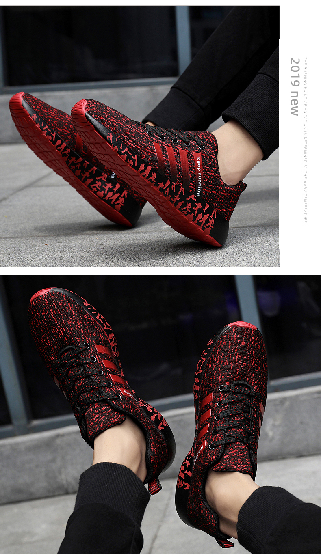 H02881388fd9e4343aea05f4052e66a68S New Autumn Fashion Men Flyweather Comfortables Breathable Non-leather Casual Lightweight Plus Size 47 Jogging Shoes men 39S