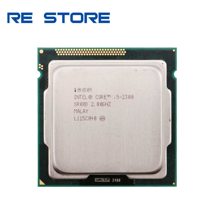 Intel Core i5-2300 SR00D Desktop CPU Processor LGA1155 6M 2.80GHz 5GT//s