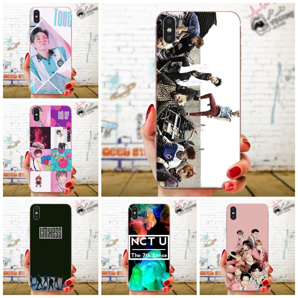 K-pop Nct U 127 Dream <font><b>Kpop</b></font> Skin Thin For <font><b>Samsung</b></font> Galaxy A10 A20 A20E A3 A40 A5 A50 A7 J1 J3 J4 J5 <font><b>J6</b></font> J7 2016 2017 2018 image
