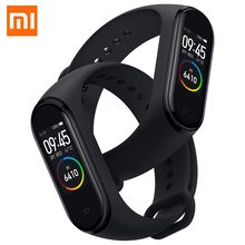 Фитнес-Браслет Xiaomi Mi Band 4 Русский язык, AMOLED Экран, Bluetooth-5.0, Объём аккумулятора 135 (mAh Обзор