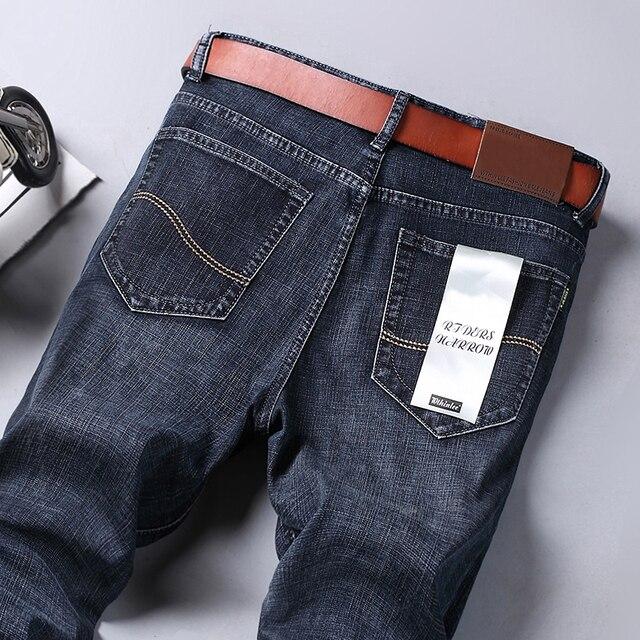 Men Classic Jeans Denim  3