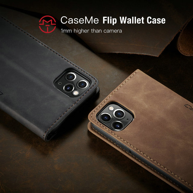 Leather Case iPhone 11 Pro Max 5