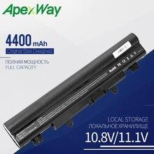 лучшая цена Apexway Laptop Battery AL14A32 For Acer Aspire E14 E15 E5 E5-531 E5-551 E5-421 E5-471 E5-571 E5-572 V3-472 V3-572