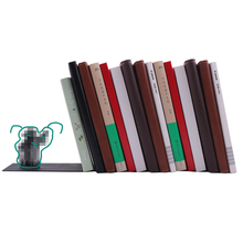 Master Metal Bookrack BookShelf BOOKENDS Book Holders Gifts Reading Fetish Gift Birthday Present